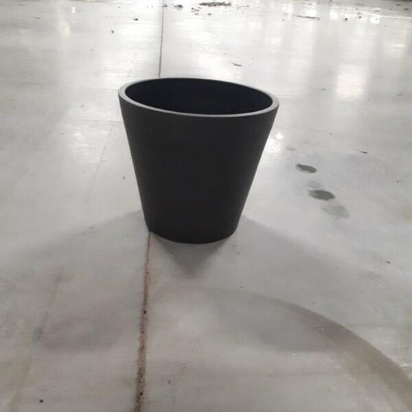 pot, zwart, woodplast, Green-ID