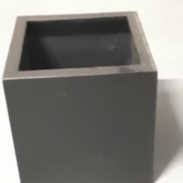 pot, bloempot, 30cm, fiberstone, Green-ID