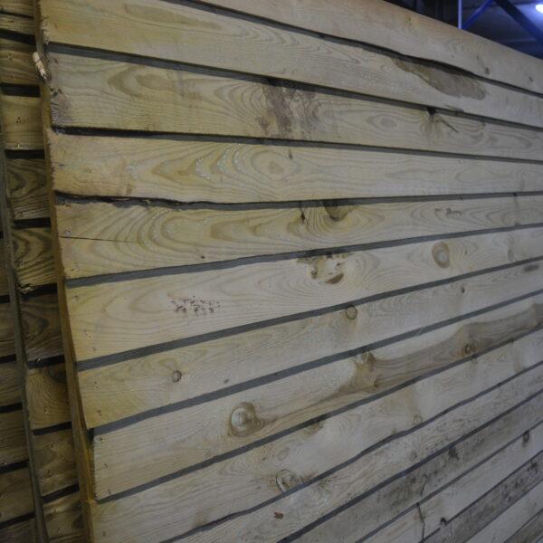 Tuinscherm, green-id, afsluitingen, scherm, tuin, tuinhout, hout